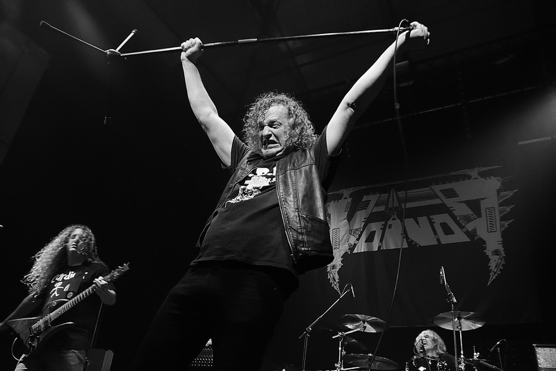 Voivod – June 2017 – Newcastle Riverside – PHOTO FEATURE