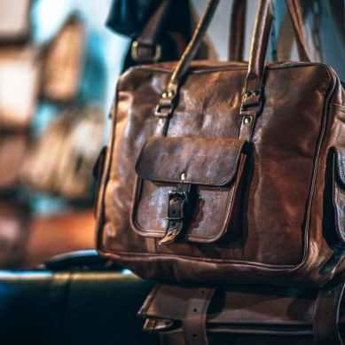 Leather Bag Restoration