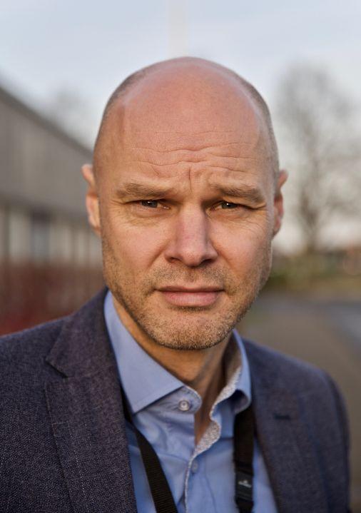 Migrationsverkets biträdande rättschef Carl Bexelius, Foto: Göran Engström