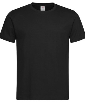 Stedamn Men T Shirt Black