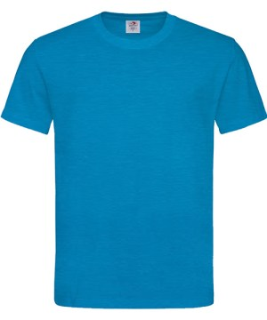 Stedamn Men T Shirt Ocean Blue