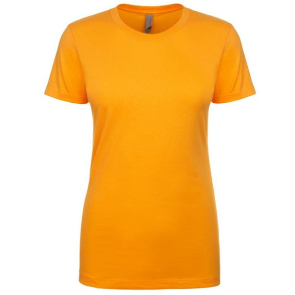 NL Apparel Ladies T-Shirt Gold