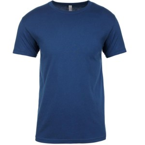 NL Apparel Men T-Shirt Cool Blue
