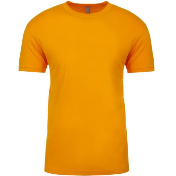 NL Apparel Men T-Shirt Gold