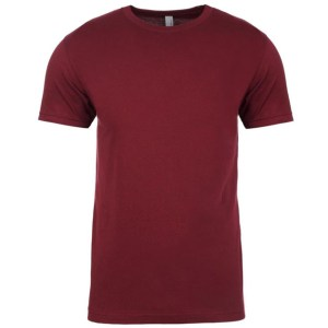 NL Apparel Men T-Shirt Maroon