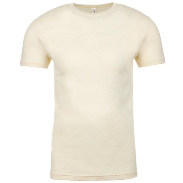 NL Apparel Men T-Shirt Natural