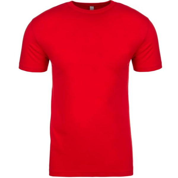 NL Apparel Men T-Shirt Red