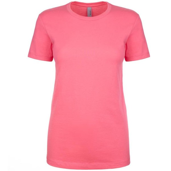NL Apparel Ladies T-Shirt Pink