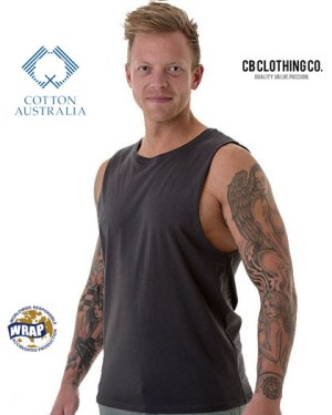 CB Clothing Co Men M3 Tank Top