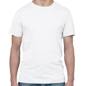 TBTS RTP Apparel Men Modern White T-Shirt