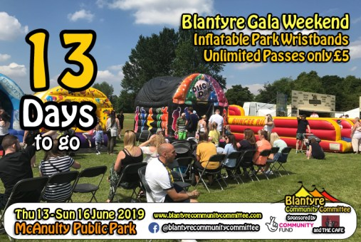 Gala countdown Inflatables