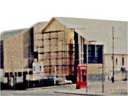 1981 St Andrews Church being constructed