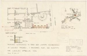 Blakelys Pub Blantyre, original plans