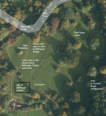 2012 Milheugh Estate aerial