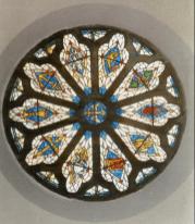 1995 The Rose Window, High Blantyre Old Parish