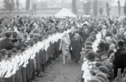 1929 Queen Mother opens David Livingstone Centre