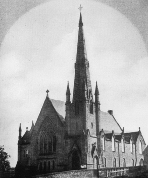 1907 High Blantyre Old Parish (PV)