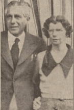 1938 Rose Campbell & fiance