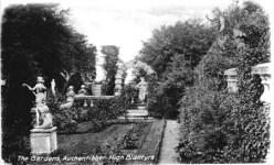 Auchentibber Gardens c1915
