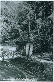 c1920 Hermitage , Calderwood Glen