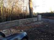 2013 Stone walls repaired (PV)