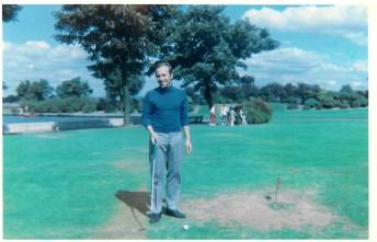 1969 Joe Veverka, pitch n putt Low Blantyre park