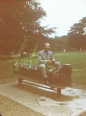 1969 Joe at David Livingstone Centre