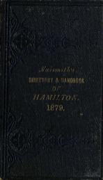 1879 Naismiths Business Directory