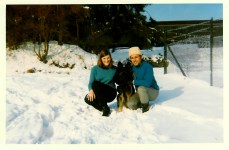 1969 Joe and Janet Veverka Honeymoon in Prague