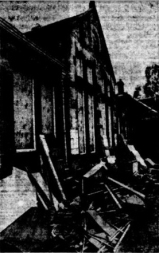 1975 High Blantyre Primary fire