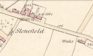 1859 Winks Map