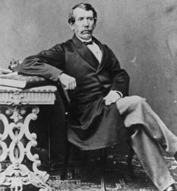1863 David Livingstone