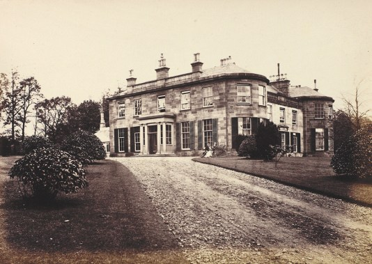 Craighead House, by Thomas Annan