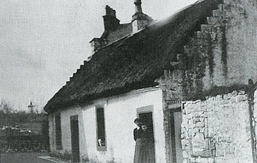 1890 Aggie Bains Cottage barnhill