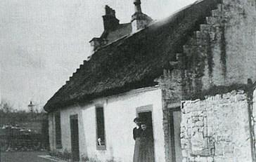 1890 Aggie Bains/ Brownlie Cottage, Barnhill, Blantyre