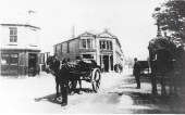 1890s full photo Kirkton Cross. By G Cook