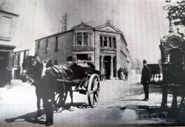 1890s Kirkton Top Cross
