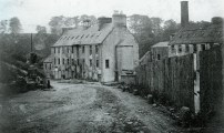 1903 the closure of the mills