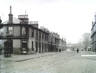 1905 Main Street looking West by D Ritchie