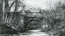 1910 Spittal Bridge (The Priory Bridge)
