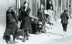 1915 Spiers Laun, Main Street, top cross, Blantyre (PV)
