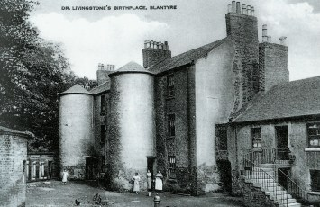 1920 Shuttle Row - Birthplace of David Livingstone