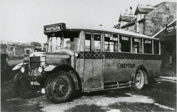 1920 Chieftain Bus