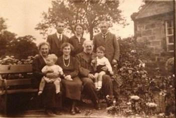 1921 The Jacksons at Park Farm