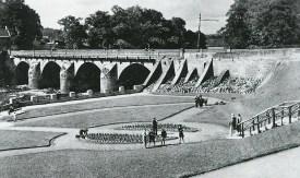 The Lido Park near Bothwell Bridge