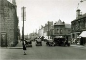 1937 Church Street and Glasgow Road, Blantyre