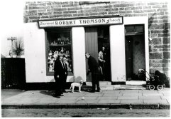1954 Robert Thomson's Shop, Hunthill Rd