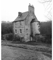 1964 Blantyre Wages office, (The Counting House) at the Mills
