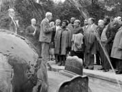 1965 Dr Hubert Wilson at David Livingstone centre
