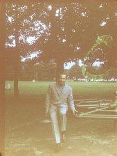 1969 Joe Veverka at David Livingstone Centre